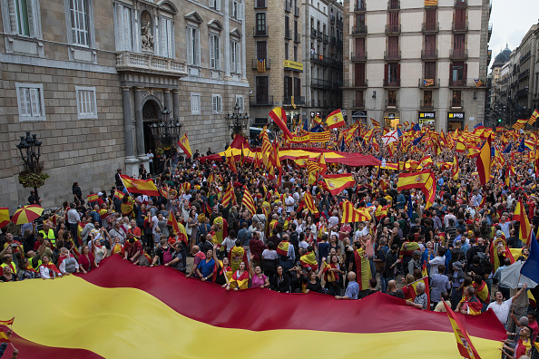 Catalonia「Preparations Are Made Leading Up To The Catalan Independence Referendum」:写真・画像(5)[壁紙.com]