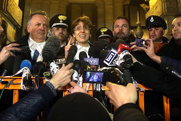 St「Italian Supreme Court Will Rule On The Amanda Knox And Raffaele Sollecito Verdict」:写真・画像(6)[壁紙.com]