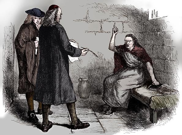 Interrogation「Martha Corey And Her Prosecutors, Salem, Massachusetts, C1692 (C1880)」:写真・画像(16)[壁紙.com]