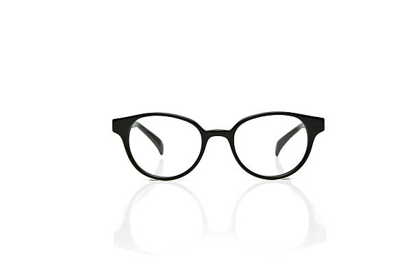 Nerd Glasses with reflection:スマホ壁紙(壁紙.com)