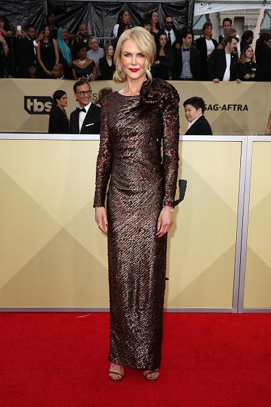 Screen Actors Guild Awards「24th Annual Screen Actors Guild Awards - Arrivals」:写真・画像(9)[壁紙.com]