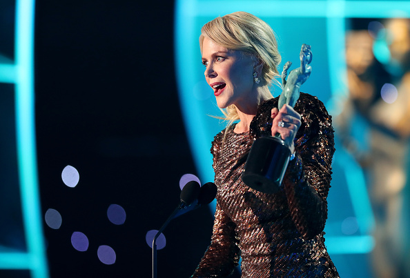 Award「24th Annual Screen Actors Guild Awards - Show」:写真・画像(0)[壁紙.com]