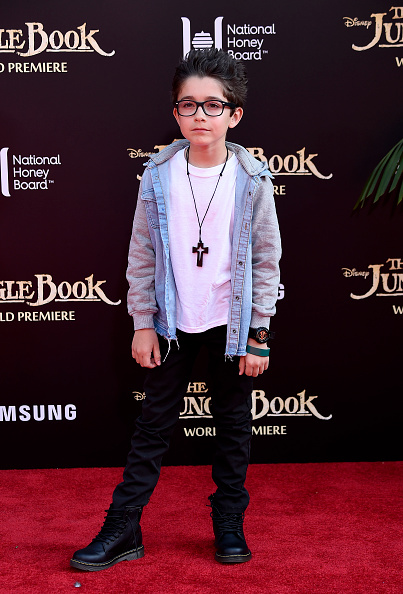 "El Capitan Theatre「Premiere Of Disney's ""The Jungle Book"" - Arrivals」:写真・画像(14)[壁紙.com]"