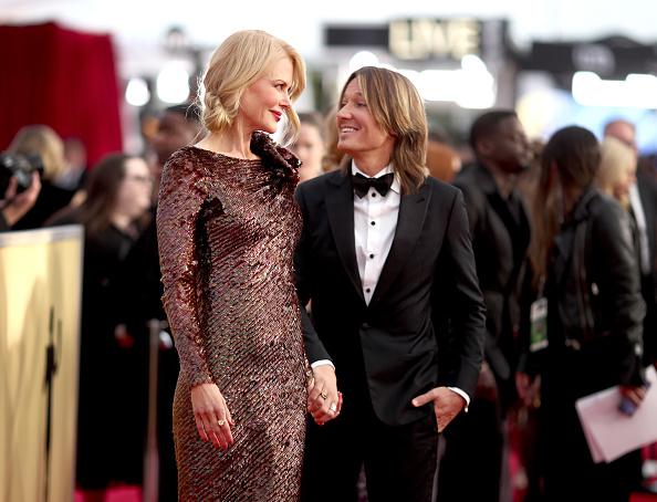 Keith Urban「24th Annual Screen Actors Guild Awards - Red Carpet」:写真・画像(5)[壁紙.com]