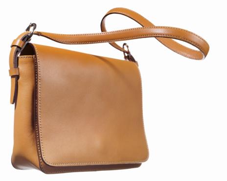 Buckle「Shoulder bag on white.」:スマホ壁紙(19)