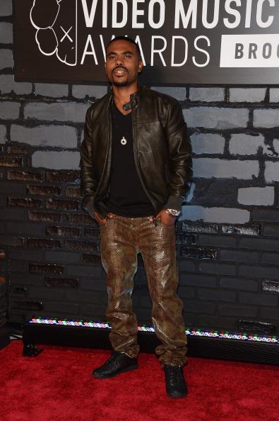 Leather Jacket「2013 MTV Video Music Awards - Arrivals」:写真・画像(3)[壁紙.com]