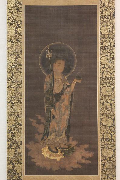 Circa 14th Century「Jizo Bosatsu In Welcoming Descent (Jizo Bosatsu Raigo)」:写真・画像(4)[壁紙.com]