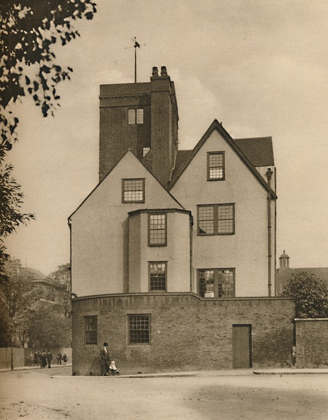 Bacon「Canonbury Tower」:写真・画像(10)[壁紙.com]
