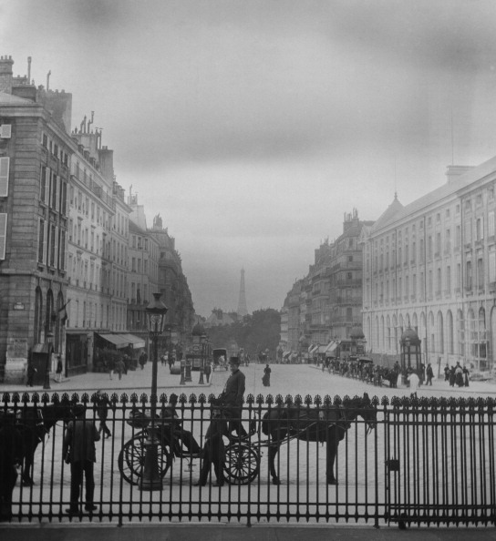 Intricacy「Busy 1895 Paris Street Scene」:写真・画像(15)[壁紙.com]