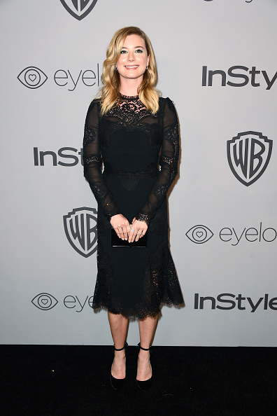 Emily VanCamp「Warner Bros. Pictures And InStyle Host 19th Annual Post-Golden Globes Party - Arrivals」:写真・画像(10)[壁紙.com]