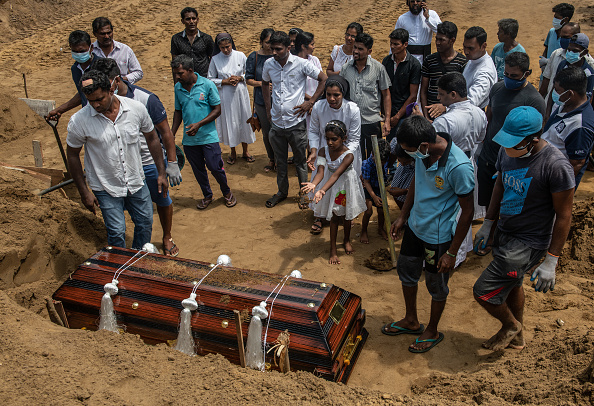 Negombo「Sri Lanka Mourns Victims of Easter Sunday Bombings」:写真・画像(18)[壁紙.com]