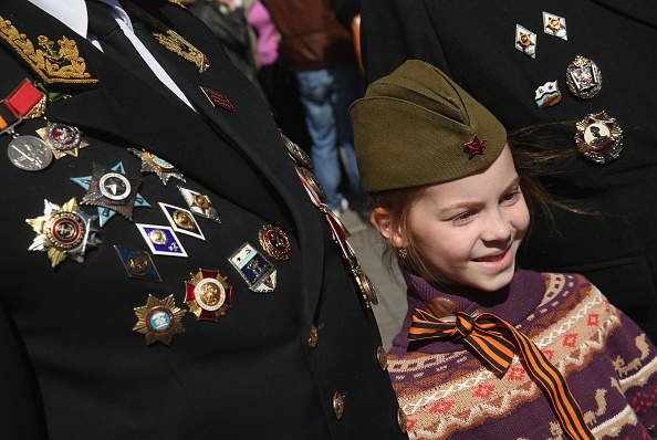 Russian Military「Moscow Prepares For WW2 Victory 70th Anniversary Celebration」:写真・画像(10)[壁紙.com]