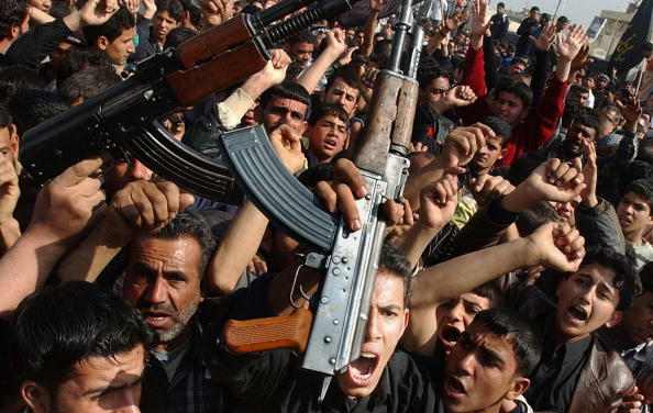 Sunni Islam「Samarra Shia Shrine Blast Sparks Widespread Protests」:写真・画像(3)[壁紙.com]