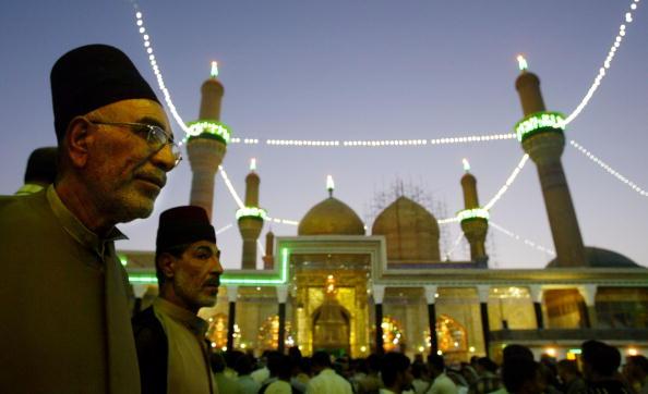 Baghdad「Funeral Services Continue For Stampede Victims」:写真・画像(17)[壁紙.com]