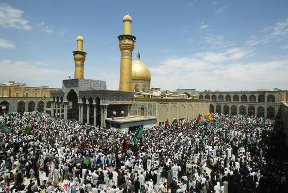 Shrine「Shias Religious Pilgrimage」:写真・画像(2)[壁紙.com]