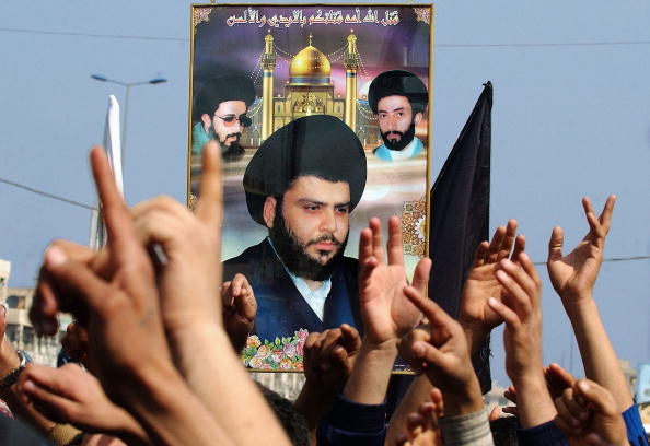 Muqtada Al-Sadr「Samarra Shia Shrine Blast Sparks Widespread Protests」:写真・画像(8)[壁紙.com]
