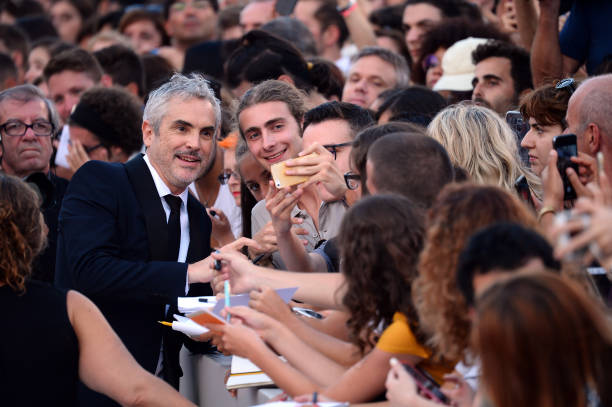 Roma Red Carpet Arrivals - 75th Venice Film Festival:ニュース(壁紙.com)