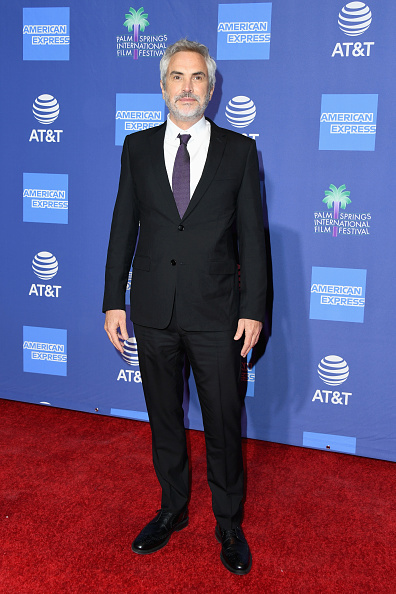 Black Suit「30th Annual Palm Springs International Film Festival Film Awards Gala - Arrivals」:写真・画像(5)[壁紙.com]