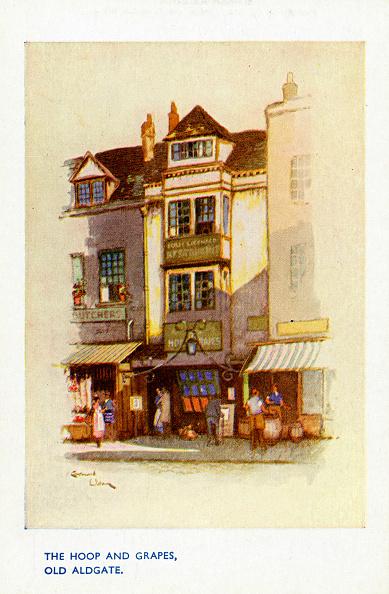 City Life「The Hoop and Grapes, Old Aldgate, London」:写真・画像(15)[壁紙.com]