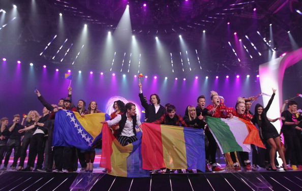 Participant「Eurovision Song Contest Dusseldorf 2011 - 2nd Semi Finals」:写真・画像(13)[壁紙.com]
