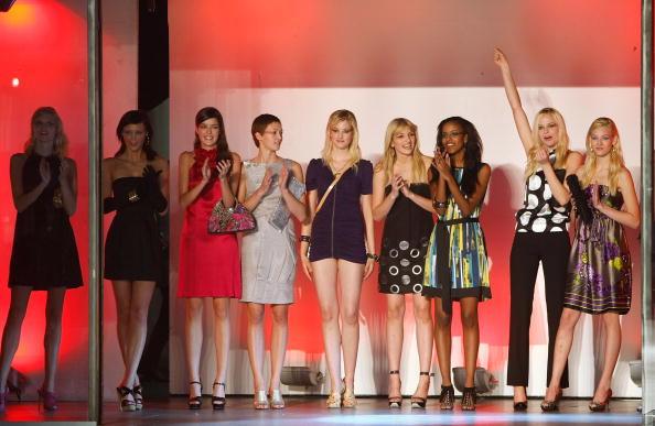 """Germany's Next Top Model「Heidi Klum Tapes """"Germany's Next Topmodel"""" In Las Vegas」:写真・画像(17)[壁紙.com]"""