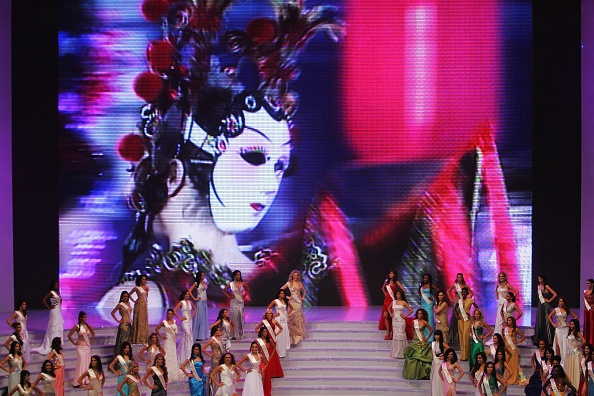 Hainan Island「Miss World 2007」:写真・画像(18)[壁紙.com]