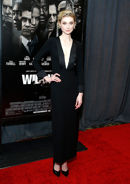"Elizabeth Debicki「""Widows"" New York Special Screening」:写真・画像(7)[壁紙.com]"