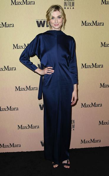 Elizabeth Debicki「Women In Film Annual Gala 2019 Presented By Max Mara - Arrivals」:写真・画像(17)[壁紙.com]