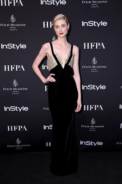 Elizabeth Debicki「The Hollywood Foreign Press Association And InStyle Party At 2018 Toronto International Film Festival - Arrivals」:写真・画像(11)[壁紙.com]
