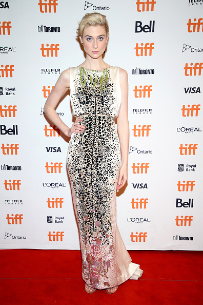 "Elizabeth Debicki「2018 Toronto International Film Festival - ""Vita & Virginia"" Premiere」:写真・画像(1)[壁紙.com]"