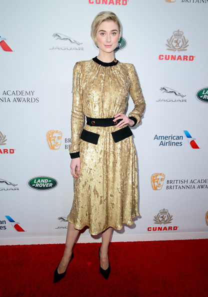 Elizabeth Debicki「2018 British Academy Britannia Awards presented by Jaguar Land Rover and American Airlines - Arrivals」:写真・画像(12)[壁紙.com]