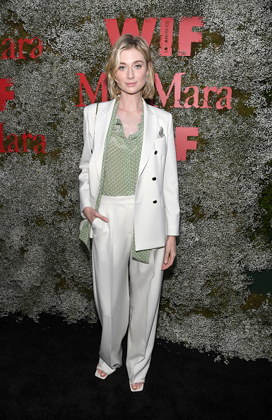 Elizabeth Debicki「Max Mara Celebrates Elizabeth Debicki – The 2019 Women In Film Max Mara Face Of The Future」:写真・画像(10)[壁紙.com]