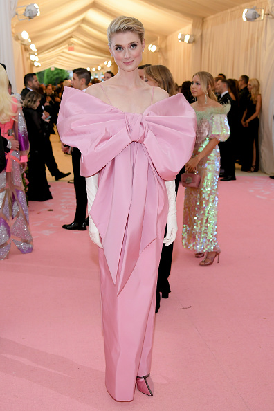 Tied Bow「The 2019 Met Gala Celebrating Camp: Notes on Fashion - Arrivals」:写真・画像(3)[壁紙.com]