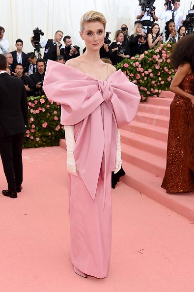 Elizabeth Debicki「The 2019 Met Gala Celebrating Camp: Notes on Fashion - Arrivals」:写真・画像(0)[壁紙.com]