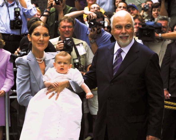 Boys「Celine Dion at Baby''s Baptism」:写真・画像(13)[壁紙.com]