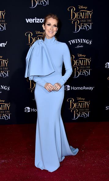 セリーヌ・ディオン「Premiere Of Disney's 'Beauty And The Beast' - Arrivals」:写真・画像(13)[壁紙.com]