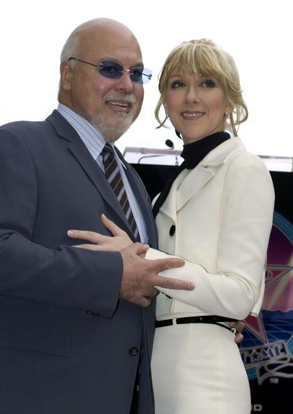 Husband「Celine Dion Receives A Star On The Hollywood Walk of Fame」:写真・画像(11)[壁紙.com]
