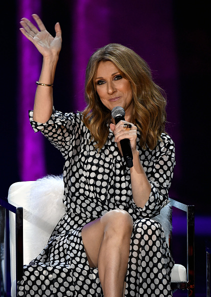 Alternative Pose「Celine Dion Returns To Caesars Palace Residency」:写真・画像(5)[壁紙.com]