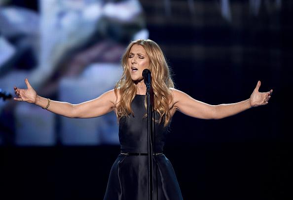 セリーヌ・ディオン「2015 American Music Awards - Show」:写真・画像(9)[壁紙.com]