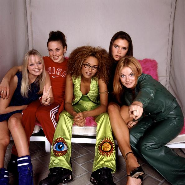 Spice Girls「The Spice Girls IN NYC」:写真・画像(16)[壁紙.com]