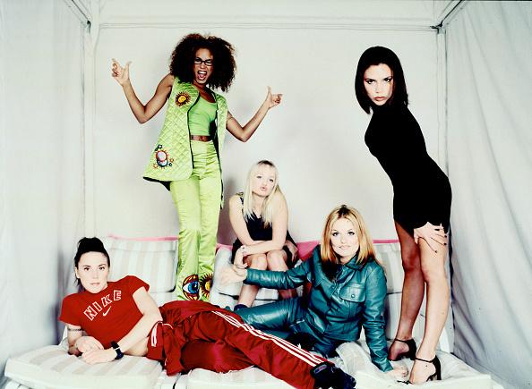 ポートレート「The Spice Girls IN NYC」:写真・画像(15)[壁紙.com]