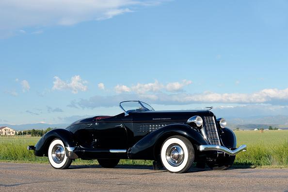 Journey「Auburn 852 SC Speedster 1936」:写真・画像(19)[壁紙.com]