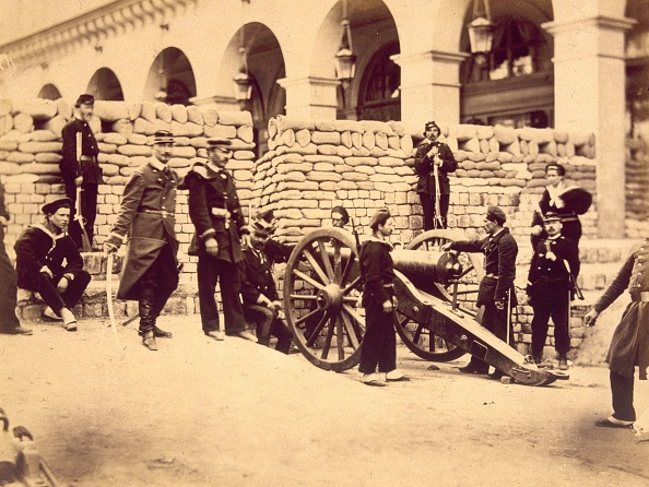 Barricade「Franco-Prussian War」:写真・画像(12)[壁紙.com]