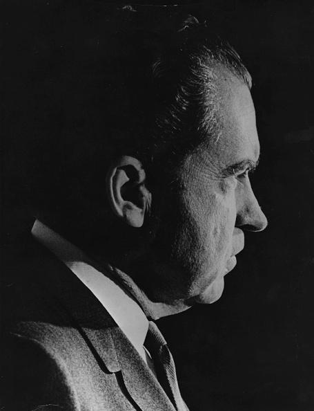 Profile View「Richard Nixon」:写真・画像(5)[壁紙.com]
