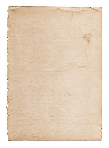 High Key「old and worn paper」:スマホ壁紙(14)