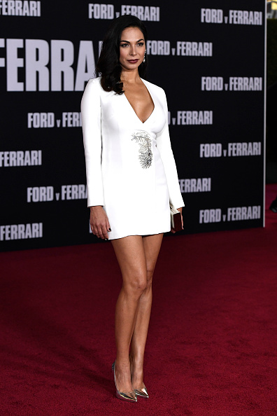 "Box Purse「Premiere Of FOX's ""Ford V Ferrari"" - Arrivals」:写真・画像(6)[壁紙.com]"
