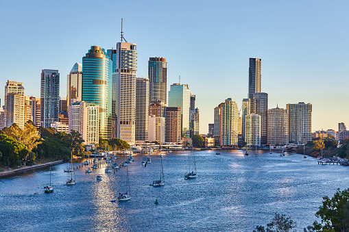 Queensland「Brisbane City,Queensland,Australia」:スマホ壁紙(14)