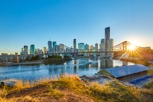 Queensland「Brisbane City,Queensland,Australia」:スマホ壁紙(8)