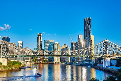 Queensland「Brisbane City,Queensland,Australia」:スマホ壁紙(2)