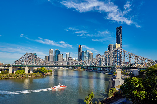 Queensland「Brisbane City,Queensland,Australia」:スマホ壁紙(14)